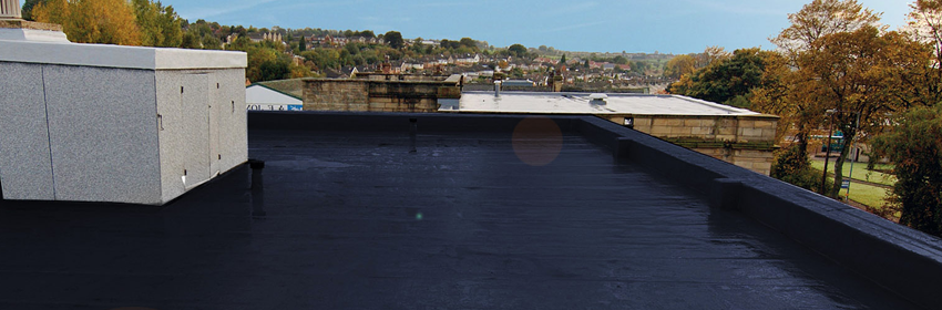 Liquid Rubber Flat Roofing Wigan